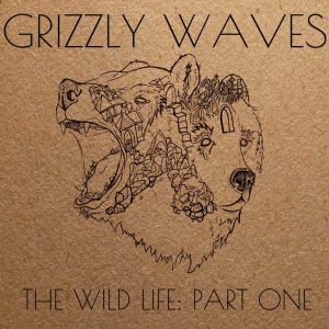 Grizzly Waves - The Wildlife Album Art