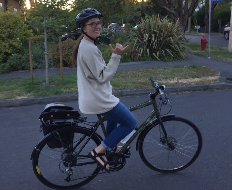 Sponsor 1km of my 122km bike ride for $10