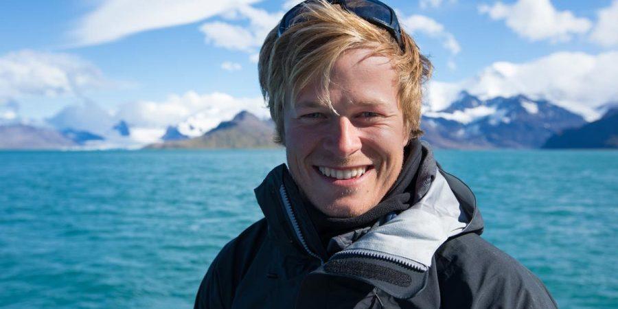 Bertie Gregory, Natgeo explorer.