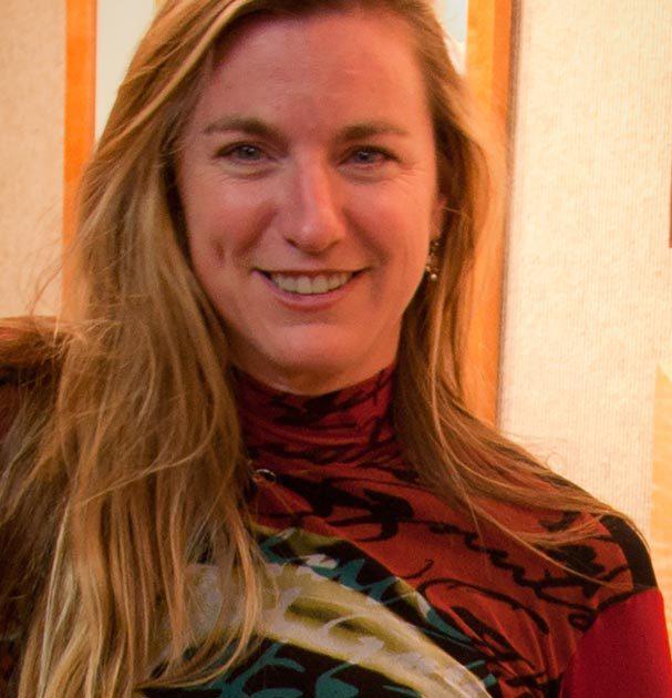 Melissa Groo, Nat Geo Creative representative.