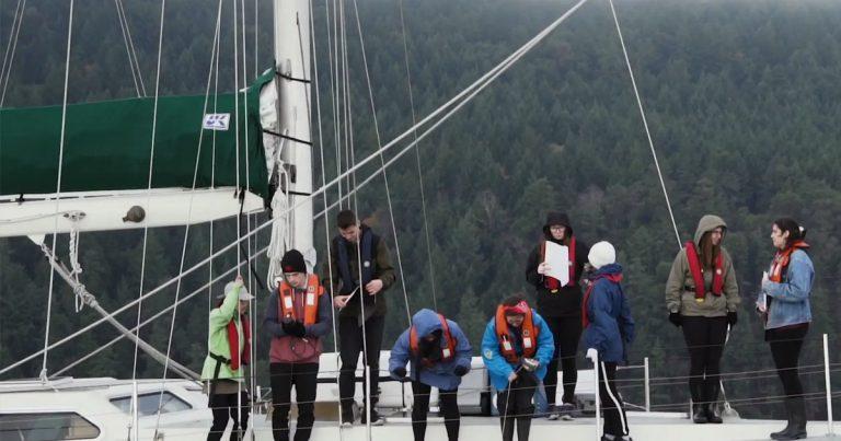 Salish Sea Emerging Stewards program