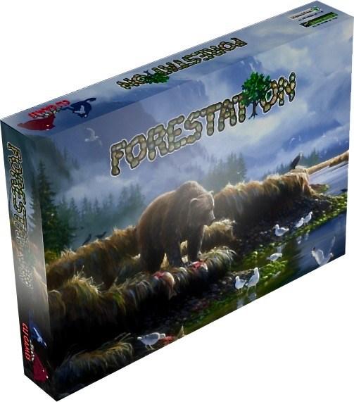 Forestation game
