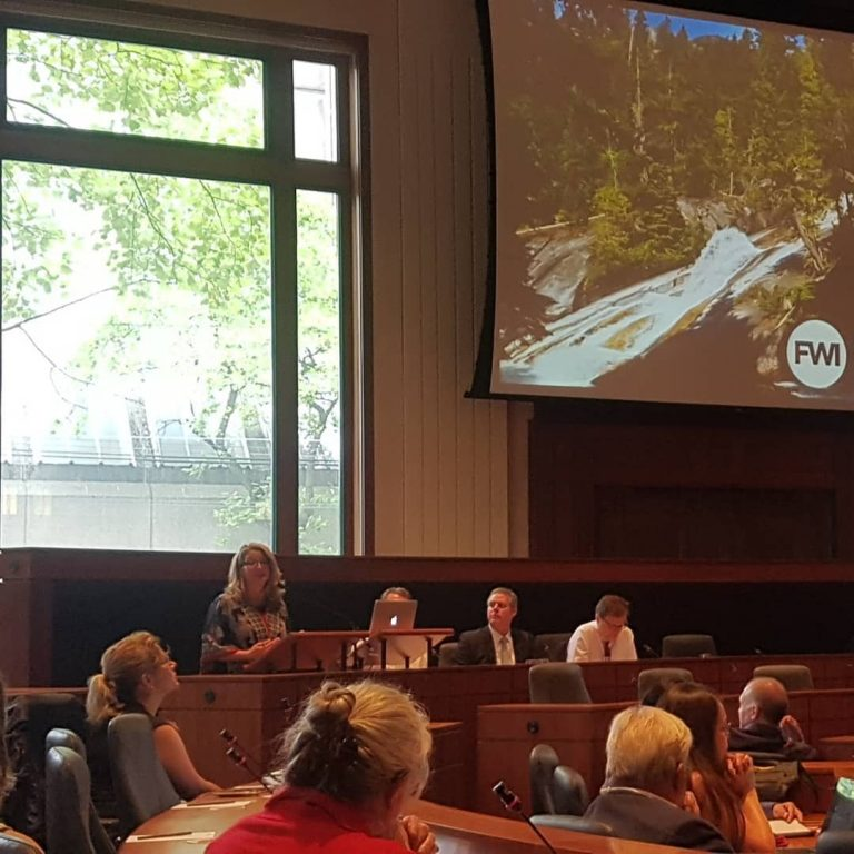 DFO interest in Fraser Watershed Initiative