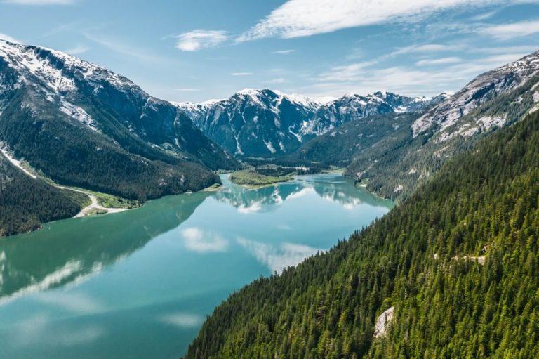 Kitlope lake