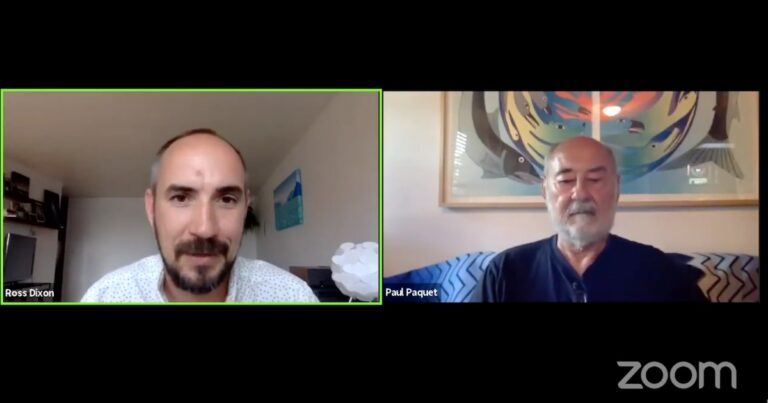 Dr. Paul Paquet Wolf School episode 01 – The ecology and history of wolves