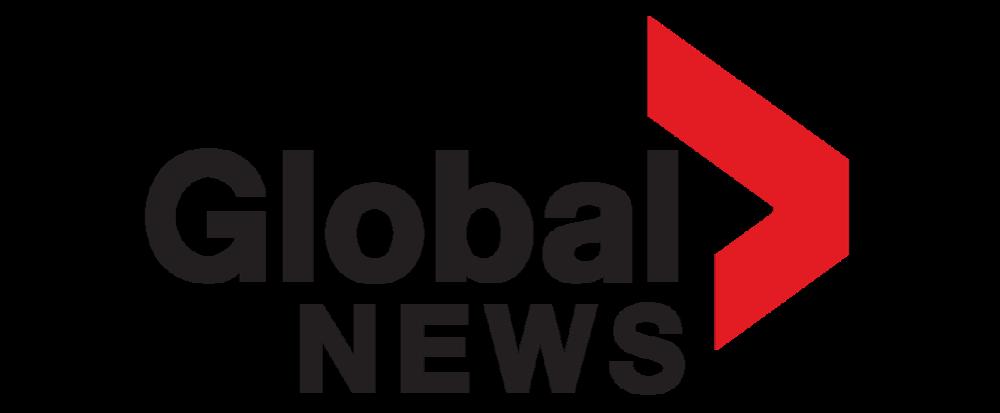 Global News logo.